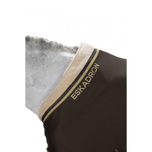 Sweat Rug Jersey Brand Faux Fur Heritage FW19-20 svettäcke Eskadron BROWN
