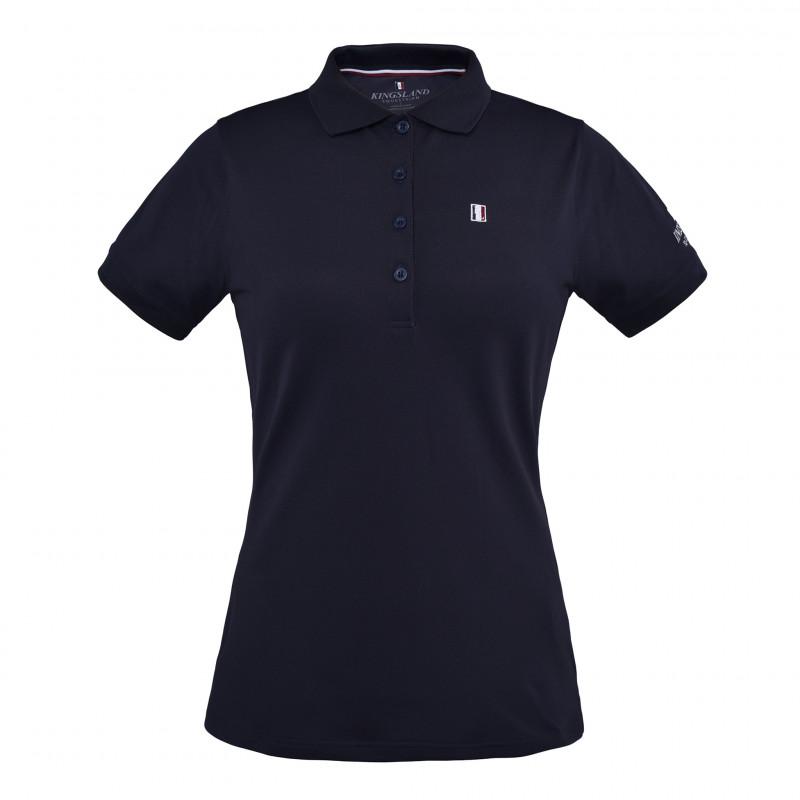 Classic Polo Shirt piké dam Kingsland