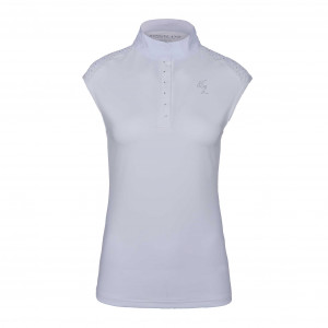 Olivetta Ladies Sleeveless Show Shirt Kingsland 192-SS-813