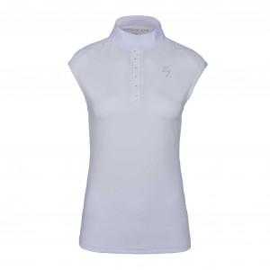 Olivetta Ladies Sleeveless Show Shirt Kingsland 192-SS-813