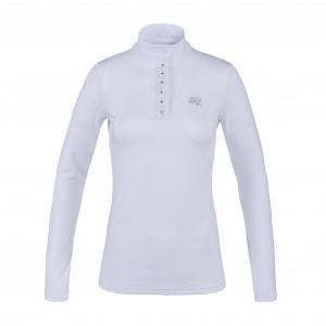 KLhuslia Show Shirt tävlingsskjorta dam WHITE KL-194-SS-113-000