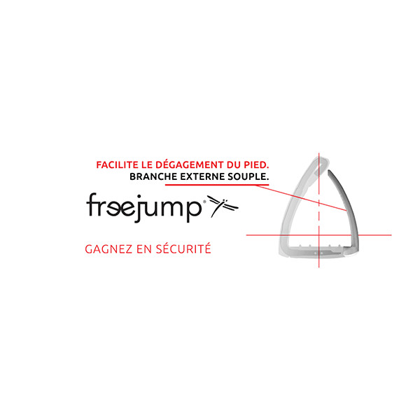 Soft Up Pro+ stigbygel Freejump