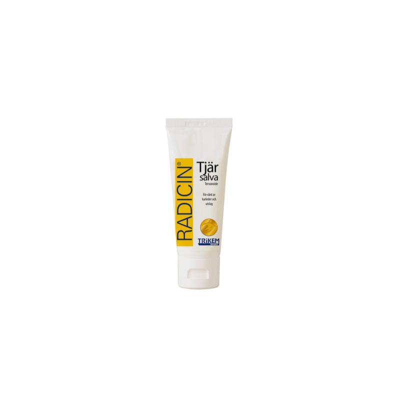 Tjärsalva Radicin Trikem 250 ml