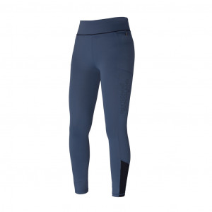 KLkarina Dam Ridtights F-Tec Fullgrip Compression Tights Blue China KL-201-BFRG-244C-2012
