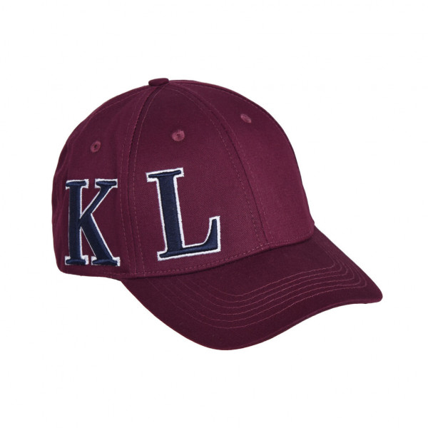 KLargus Unisex Cap Kingsland Burgundy KL-201-HC-255-030