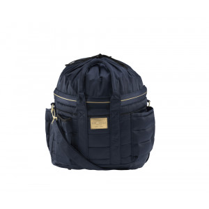 Eskadron Heritage Glossy Quilted Bag Accessoire Ryktväska Oxfordnavy