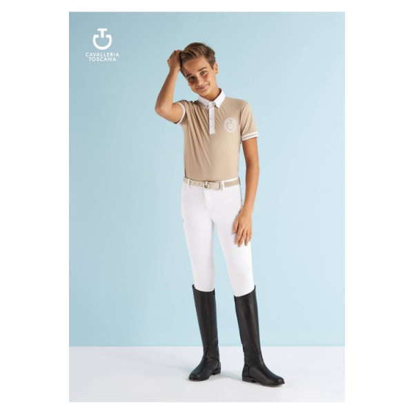 CT Boy Riding Breeches Barnridbyxa Cavalleria Toscana