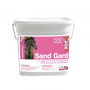 NAF Sand Gard Pulver