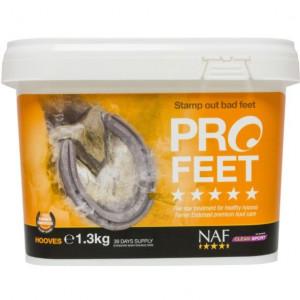 NAF Pro Feet Pulver