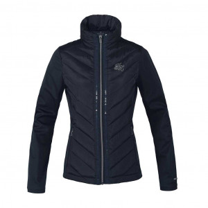 KLdarja Ladies Insulated Jacket Navy KL-201-OW-201-020