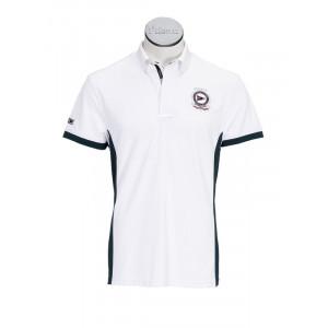 Tävlingsskjorta Piké Herr SS14 - Pikeur