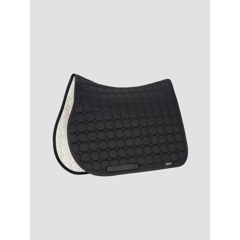 Schabrak Octagon hopp& allround enfärgat Equiline - BLACK