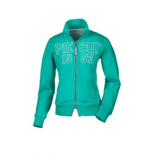 Sweatshirt Hanna grön SS14 Pikeur