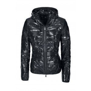 Jean quilted ladies jacket Pikeur anthra