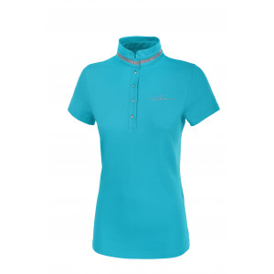 Pikeur Fallada Ladies Cotton Polo Shirt