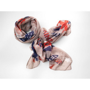Pikeur Scarf Flag beige SS14