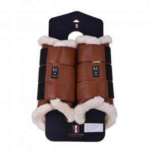 KLVAL FRONT PROTECTION BOOTS 2-PACK KINGSLAND BAKBENSSKYDD