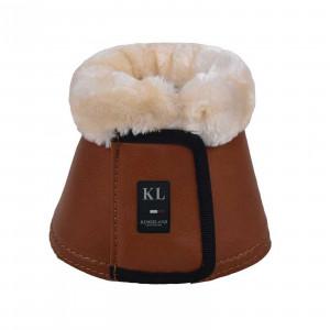 KLtai Boots par Kingsland cognac