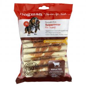 Tuggpinnar med kyckling 30-p Dogman