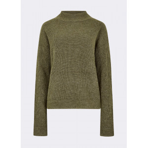 Dubarry Byrne Knitted Sweater stickad damtröja