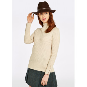 Dubarry Brennan Knitted Sweater stickad damtröja OYESTER