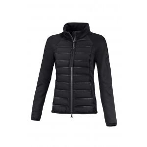 Pikeur Lien Material Mix Jacket damjacka BLACK