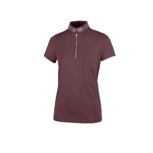 Pikeur Birby Shirt SS21PIK-723000 Light Aubergine 840