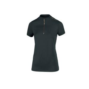 Pikeur Linee Zip Shirt Dark green PIK-721000-204-190