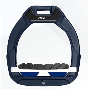 Flex-on Safe-on Junior säkerhetsstigbygel Navy/White/Navy