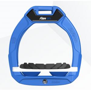 Flex-on Safe-on Junior säkerhetsstigbygel Blue/White/DarkBlue