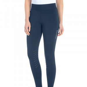 Charlac leggings ridtights knee grip Equiline SS21 Logo Collection EQ-07A4N08942-