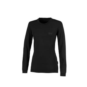 Pikeur Livie Round Neck Knitted Pullover svart