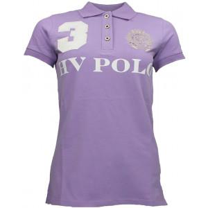 HV Polo Pikétröja Favouritas Eques lila