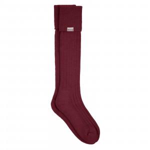 Alpaca Wool Socks Dubarry MALBEC (vinröd)