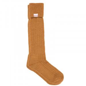 Alpaca Wool Long Socks Dubarry MUSTARD