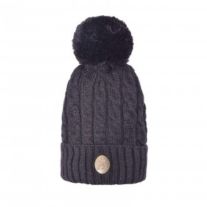 KLdot ladies cable knitted...