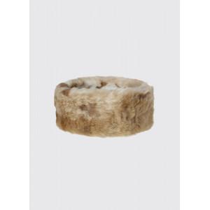 Dubarry Faux Fur Headband pannband Chinchilla