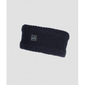 Celac Stickat Pannband Equiline NAVYBLUE