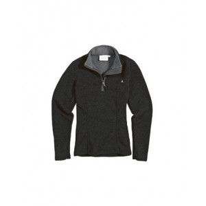 Musto, Bonded Zip Neck Knit
