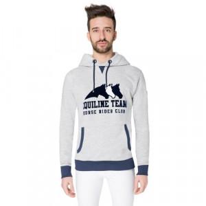Equiline Mike sweatshirt unisex AW15