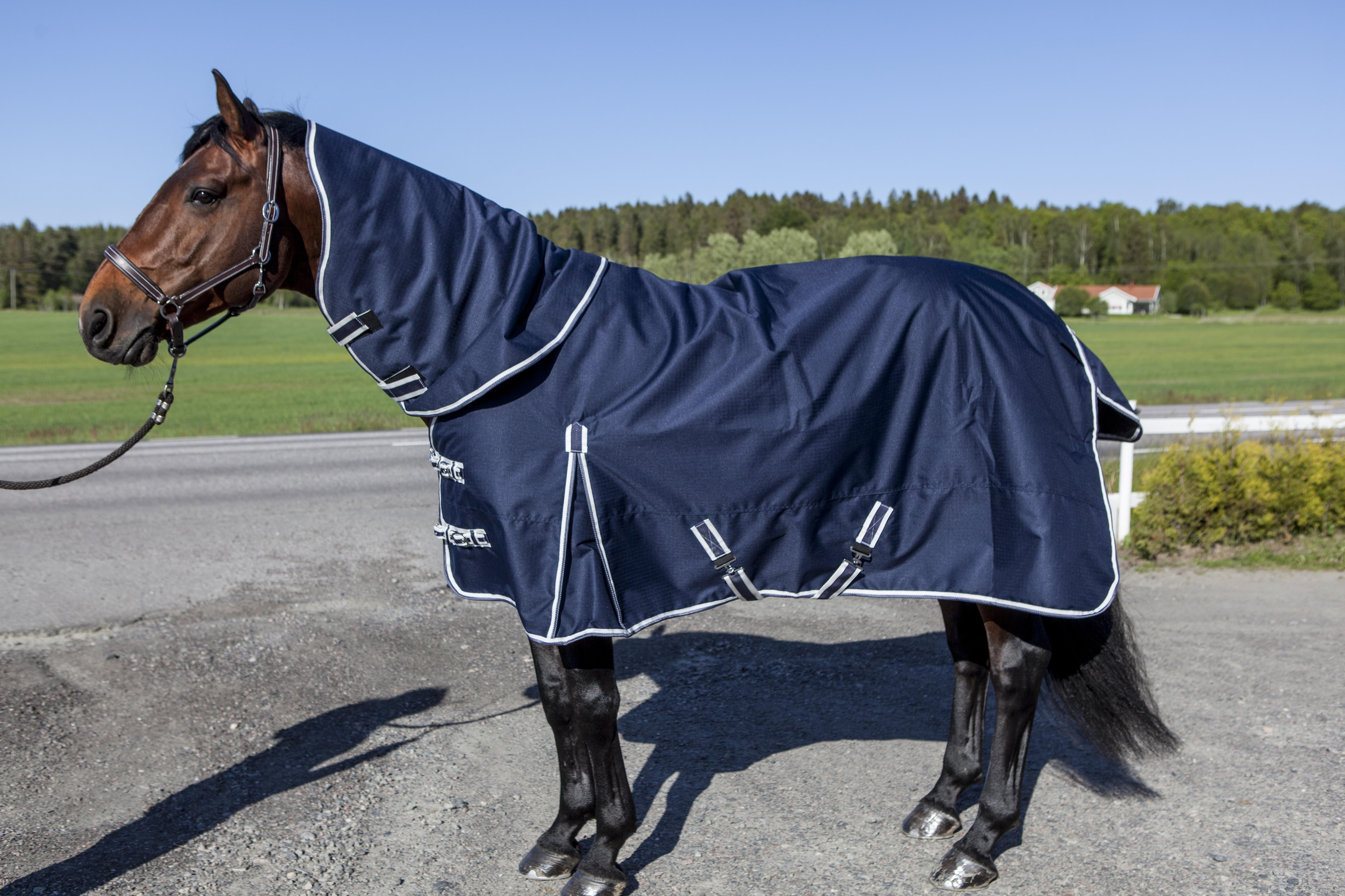 vintertäcke häst rea