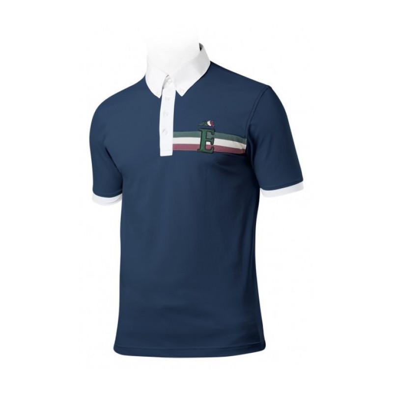 Aldo tävlingsskjorta kort ärm Herr Equiline SS15