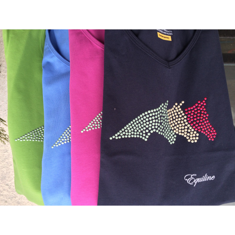 Equiline Irene T-shirt SS16