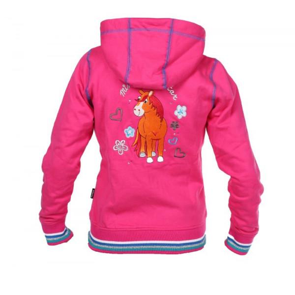 Barntröja Hoodie Pony  HORKA