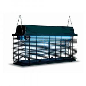 Flug- & insektsfångare elektrisk Profi 2 x 40 W