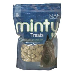 Hästgodis Minty 1 kg NAF