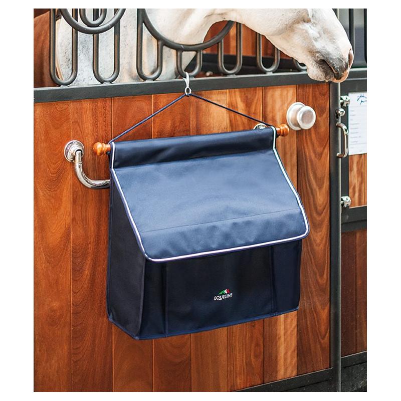 Bandageväska med fack och lock