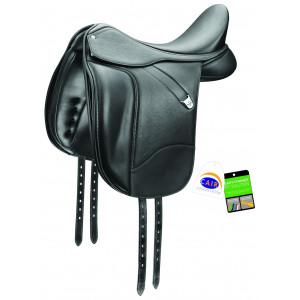 Bates Dressage Plus Lux Läder dressyrsadel