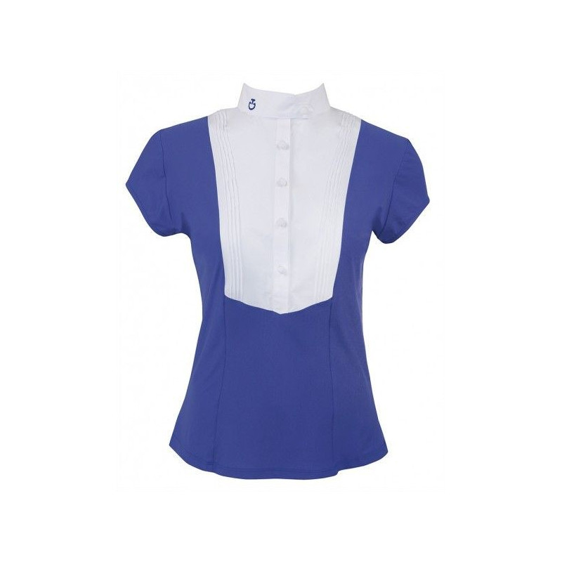 Bib Techn.shirt tävlingsskjorta cavalleria toscana med kort ärm