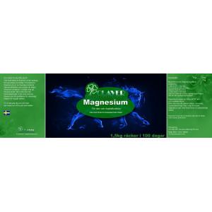 Magnesium 1,5 kg Claver